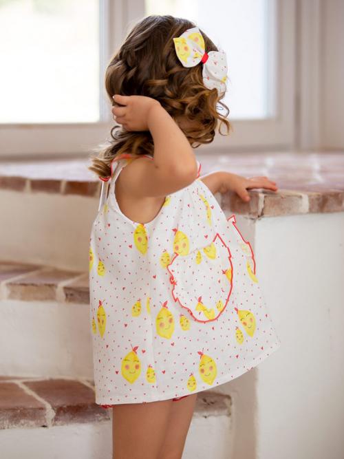 jesusito limones kids chocolate niña