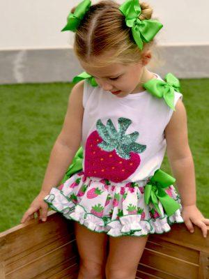 camiseta fresas braga fresas
