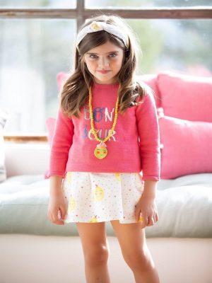 collar kids chocolate limones