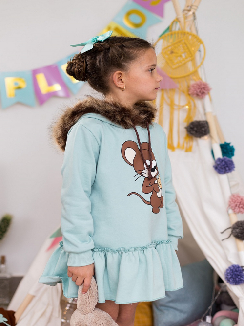 vestido mon petit bonbon punto ratón sin pelo_2